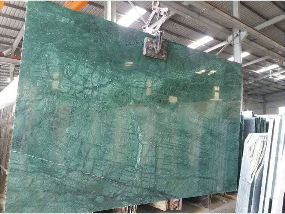 Himalay Green Marble Slab