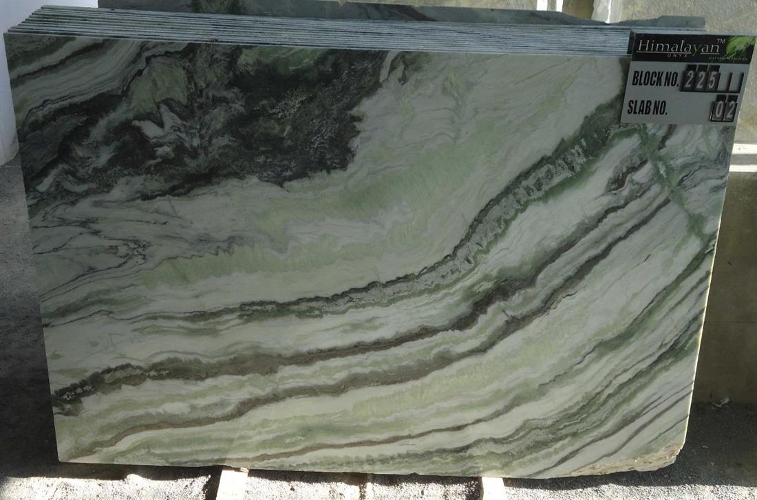 Himalayan Onyx Slabs Indian Green Onyx Slabs