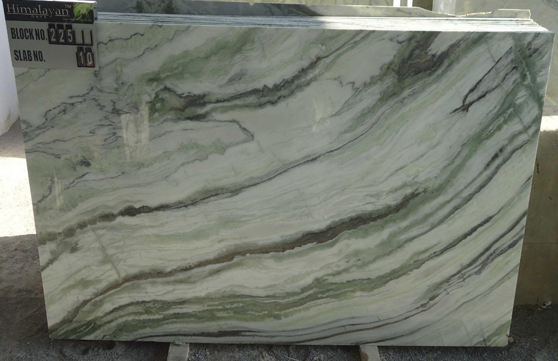 Himalayan Onyx Slabs Polished Green Onyx Slabs