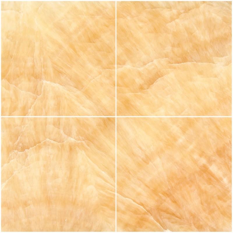 yellow onyx tile floor