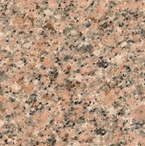 Hoody Pink Granite