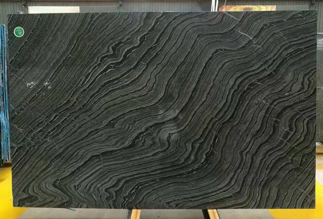 Hot Selling Black Forest Marble Slab for Export
