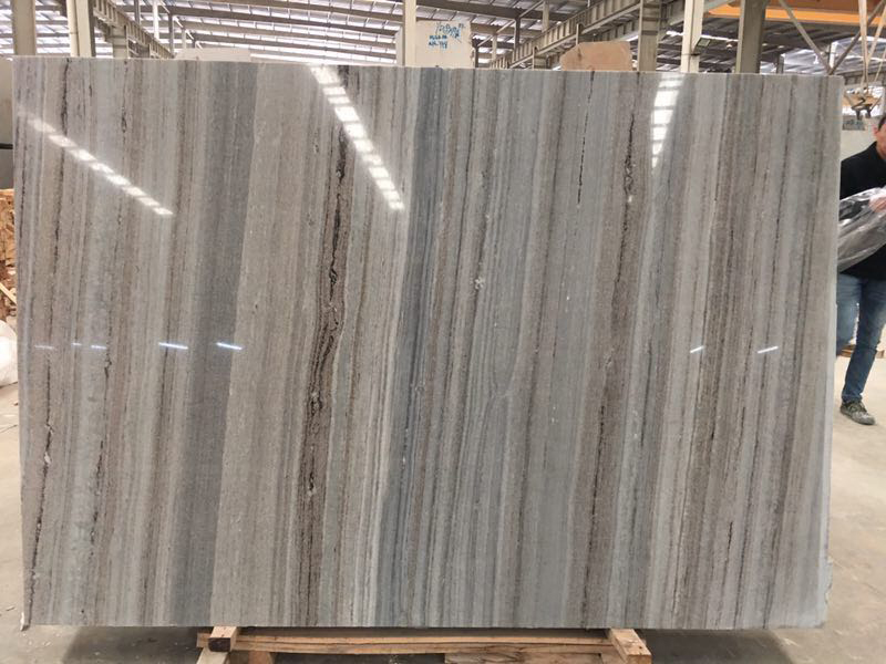 Hot Selling China Palissandro Blue Marble Slabs