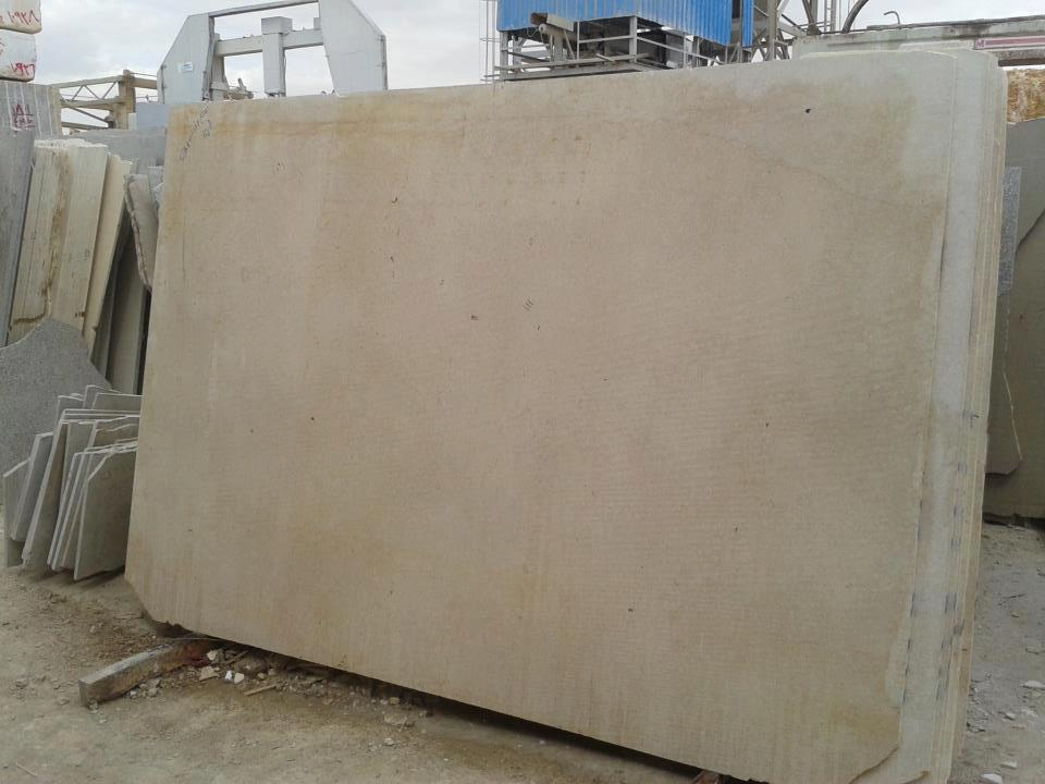 Hot Selling Galala Light Slabs Yellow Marble Slabs