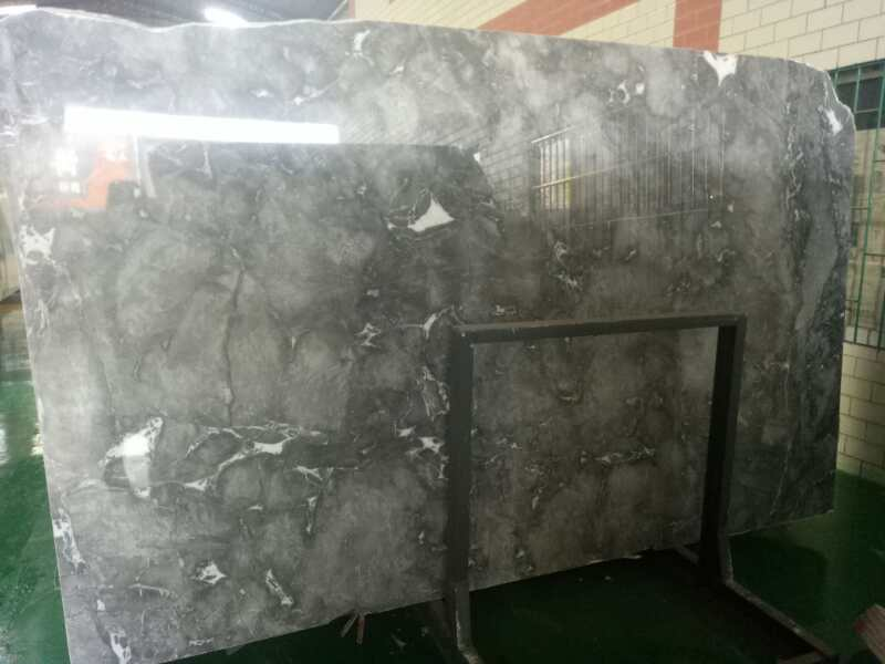 Hot Selling Grey Marble Phantom Grey Marble Slabs