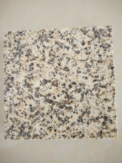 Hot Selling Karamerikin Granite Yellow Tiles