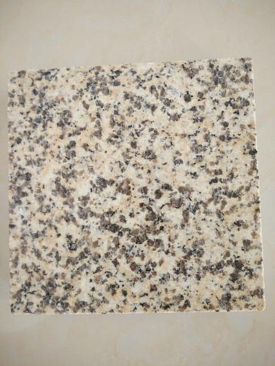 Hot Selling Karamerikin Granite Yellow Tiles