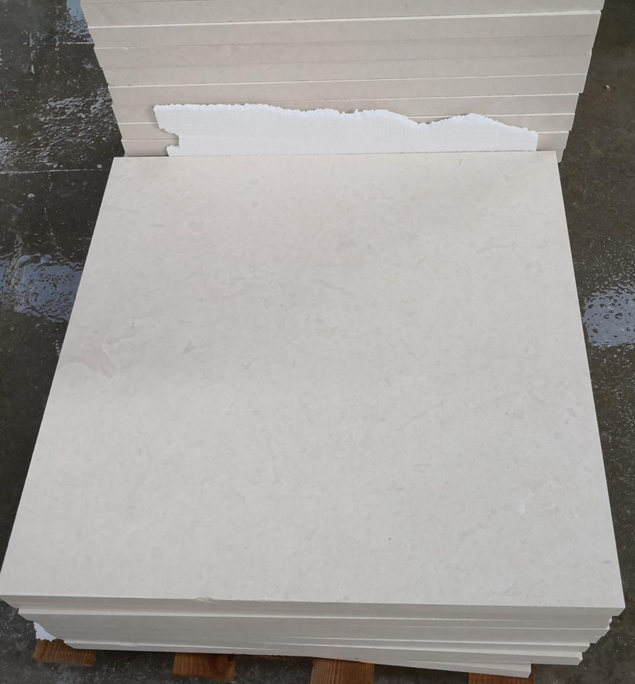 Hot Selling Limra Tiles White Quality Limestone Tiles