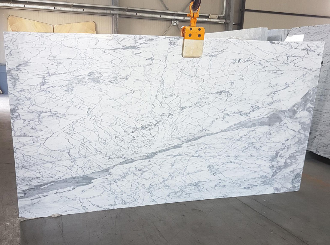 Hot Selling Massa Carrara Marble Slabs