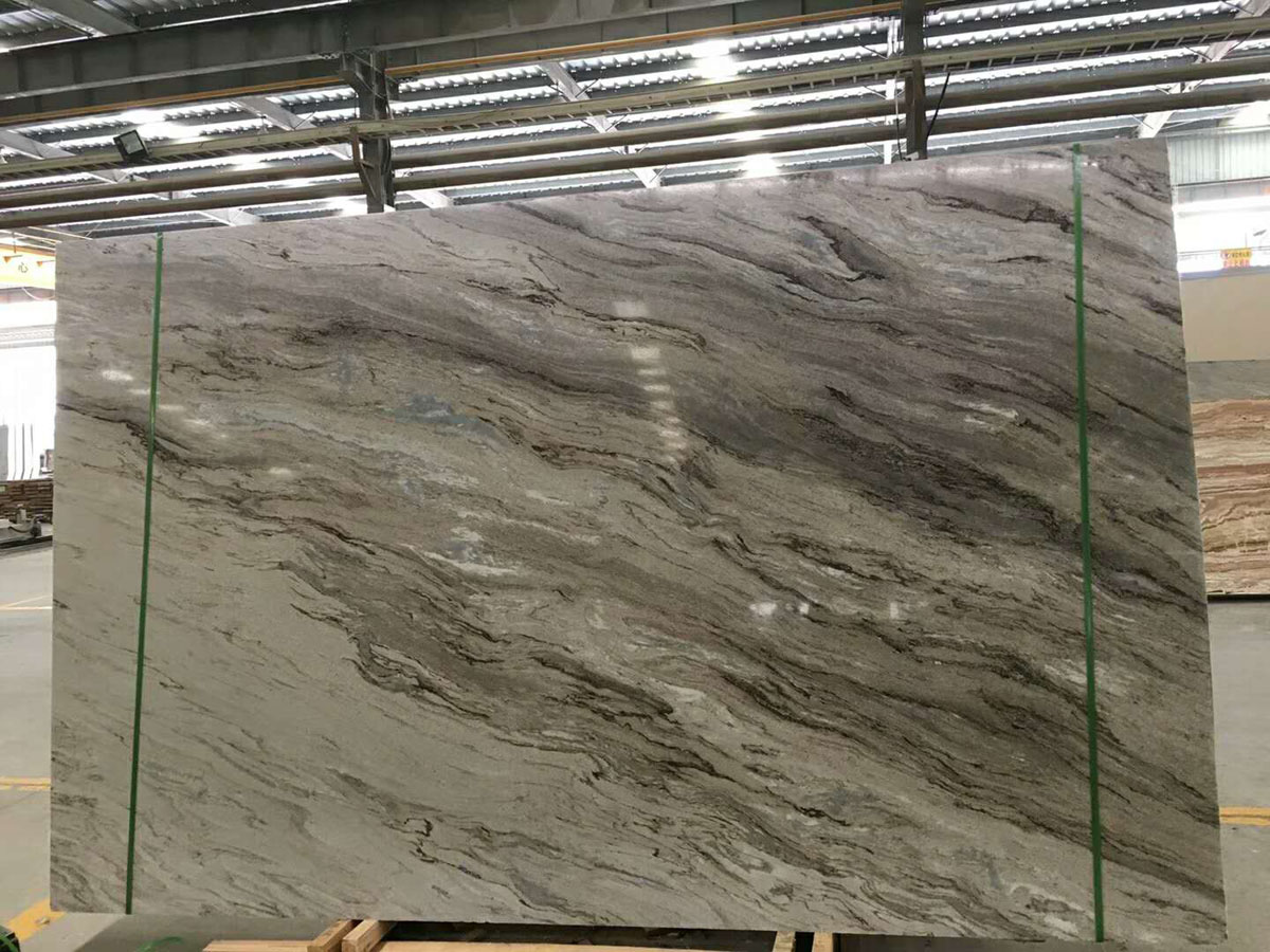 Hot Selling Rome Impression Marble Slabs