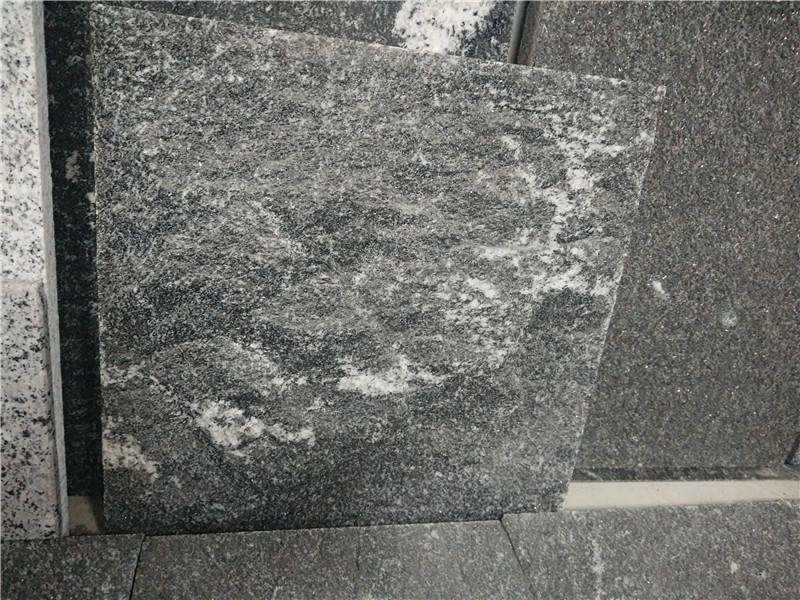 Hubei Snow Grey Granite Tiles for Walling and Flooring
