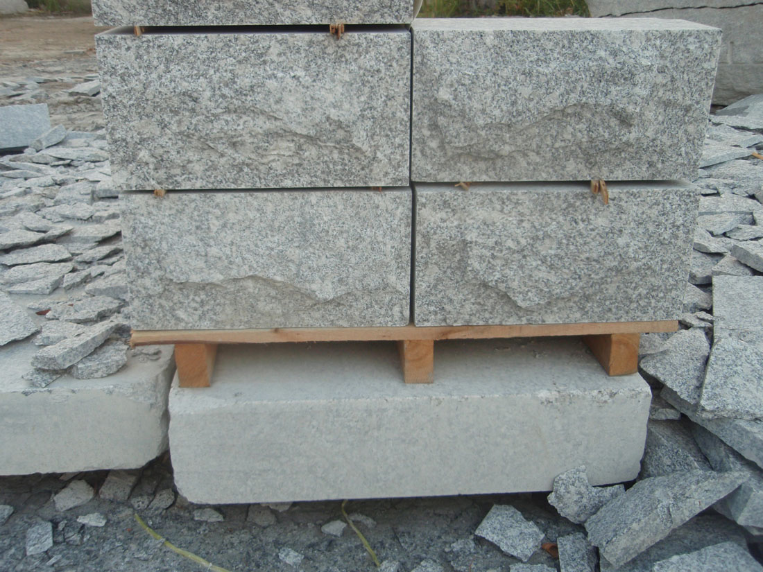 Huian G603 Granite Stone Chinese White Granite Wall Stones