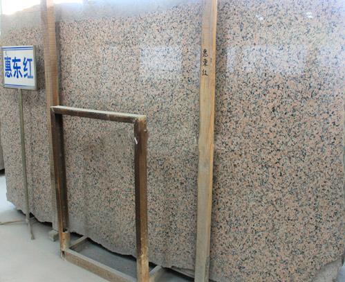 Huidong Red Granite Slabs Polished Red Granite Stone Slabs
