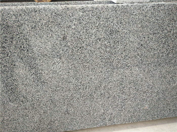 Hunan Grey Grain Granite Polished Natural Granite Slabs