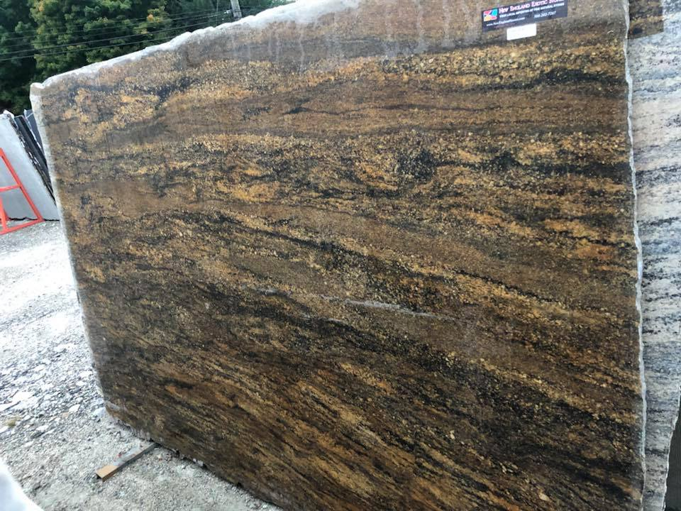 Hurricane Granite Slabs Brazilian Granite Slabs for Kitchen Countertops