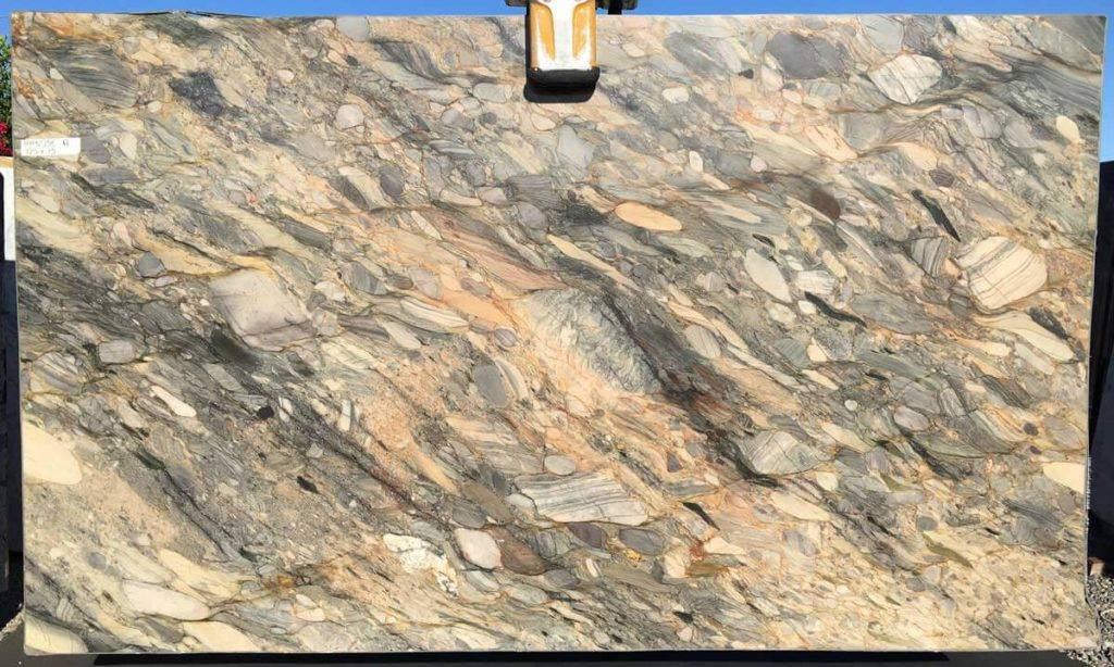 Hypnose Quartzite Brazilian Gold Quartzite Slabs