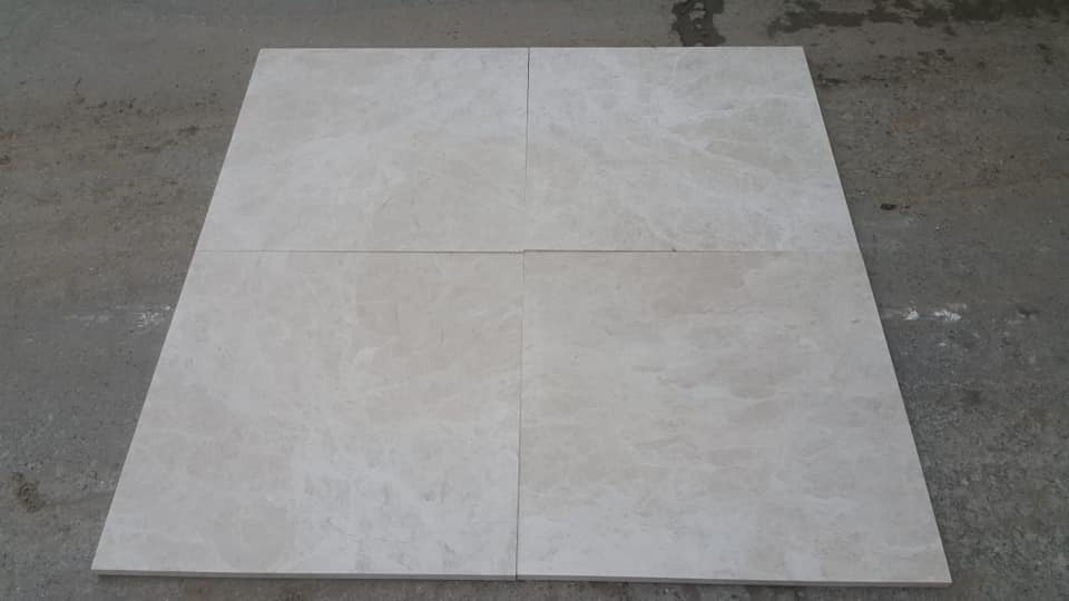 Ice Beige Extra Marble Flooring Tiles