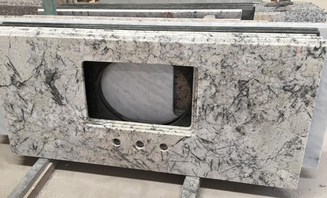 Ice Blue Granite Top Quality Granite Vanity Tops