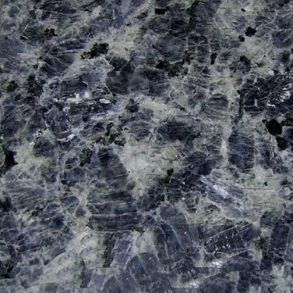 Ice Flower Black Granite