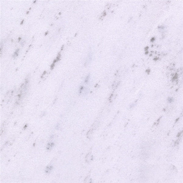 Ice Flower White Marble