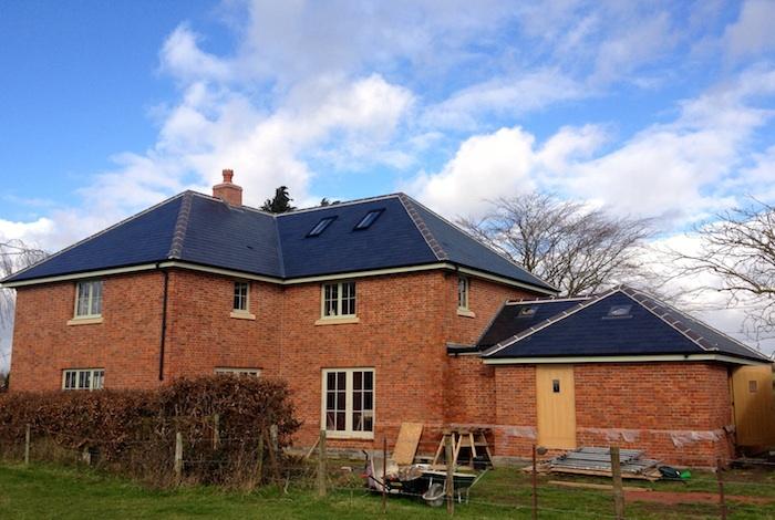 Imitation Slate Roof Tiles
