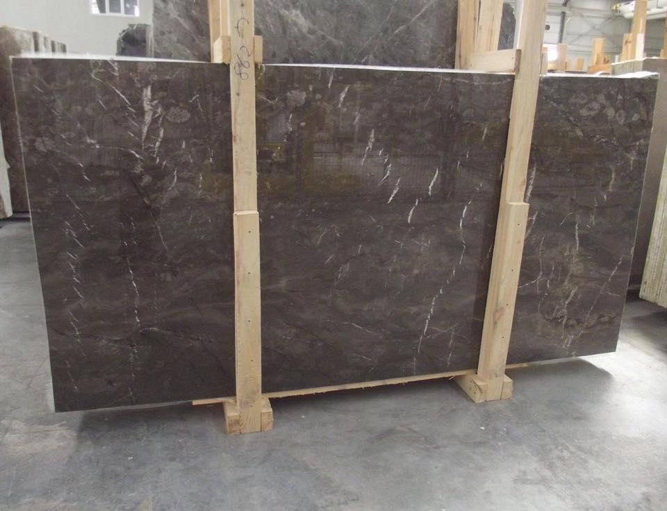 Imperial Brown Marble Slab Polished Brown Marble Slabs