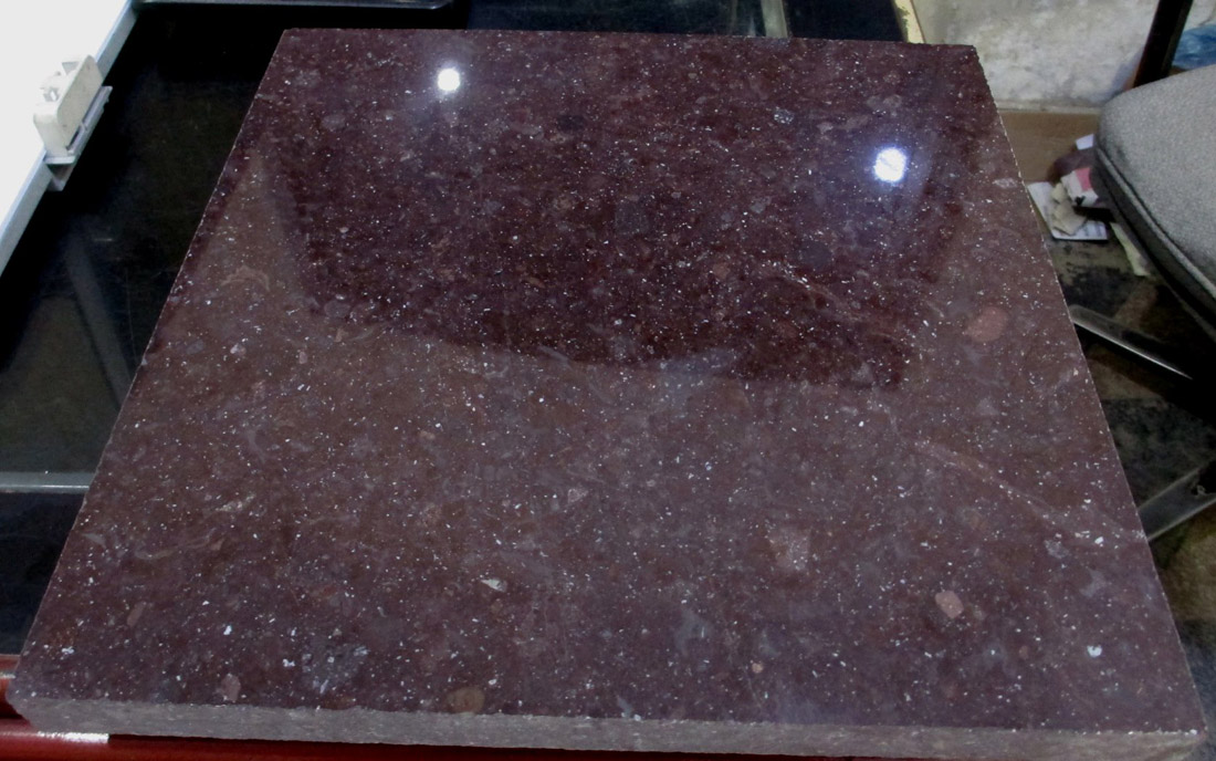 Imperial Red Granite Tiles Polished Red Tiles for Flooring