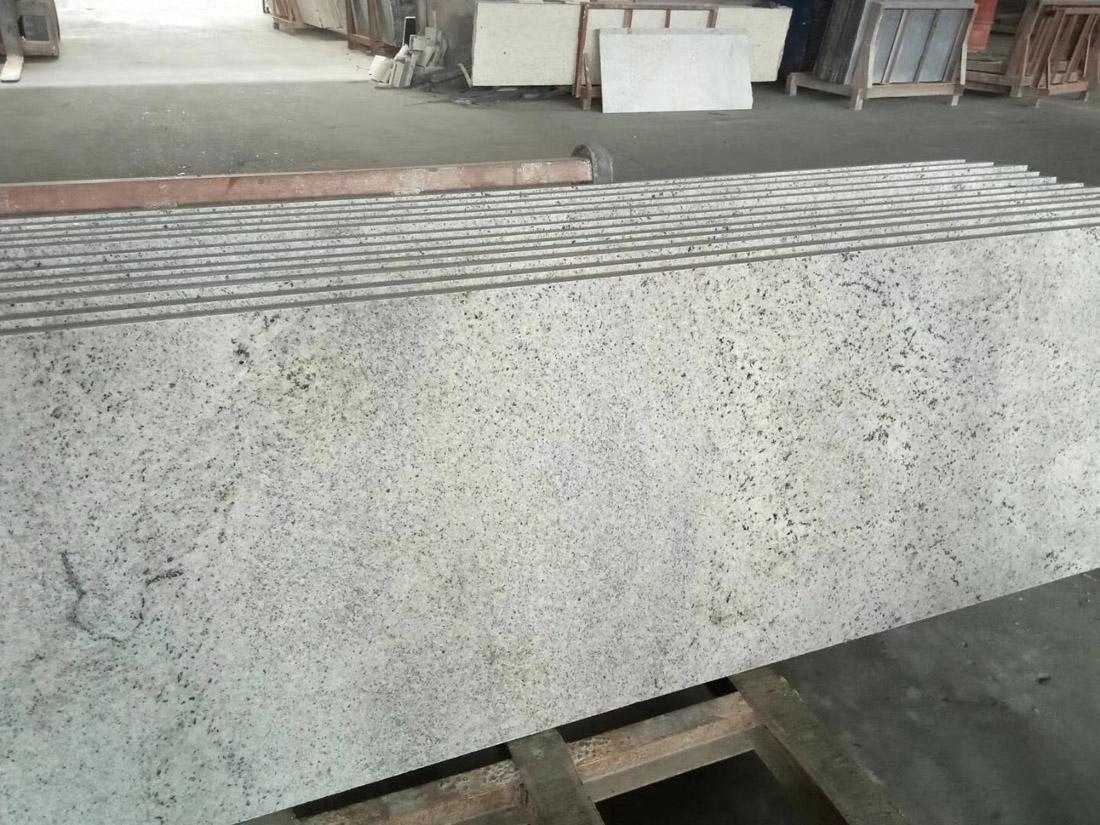 Imperial White Granite Slabs for Countertops