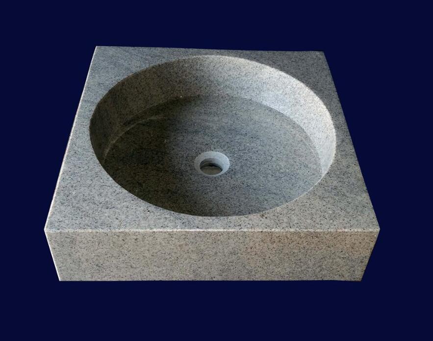 Imperial White Large Granite Sinks