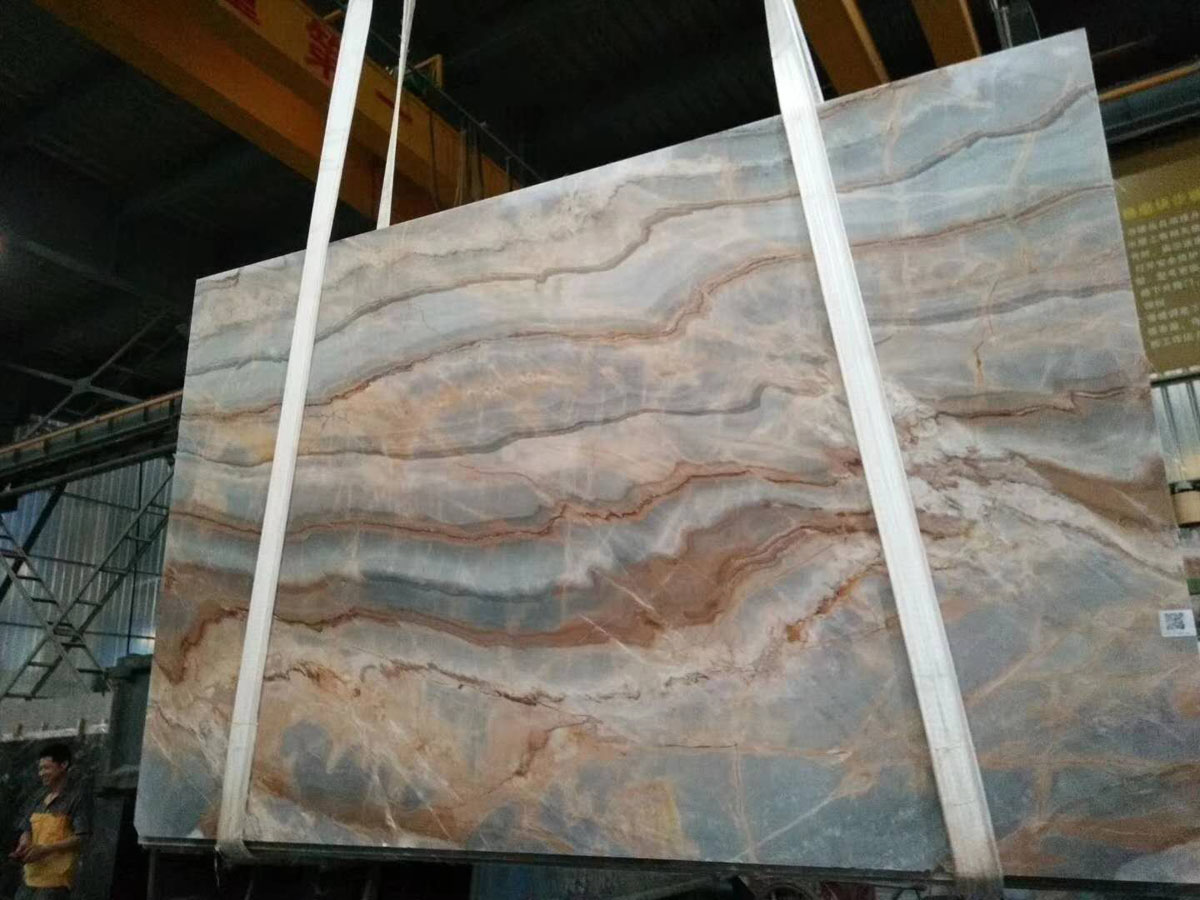 Impression Lafite Marble Slabs from Chinese Supplier