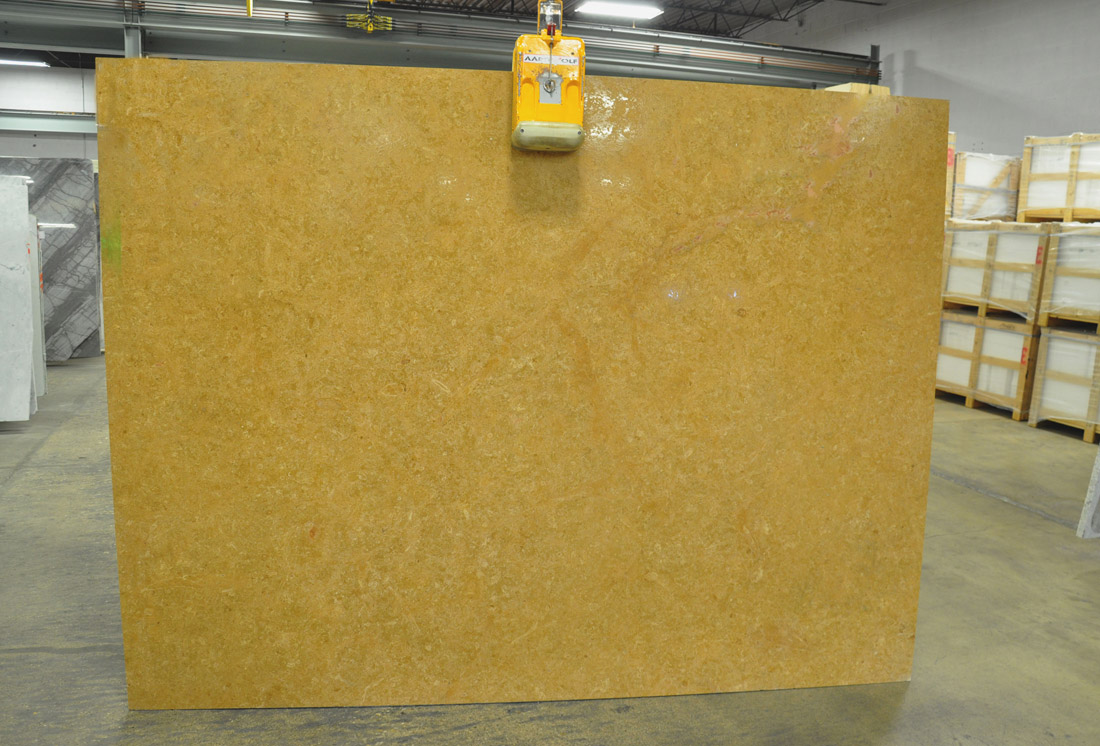 Inca Gold Marble Slabs Yellow Polished Pakistan Marble Slabs