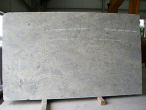India New Kashmir White Panther River White Granite Slabs