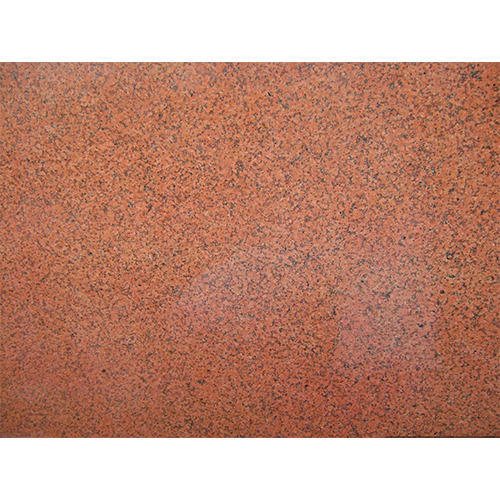India Red Granite Color