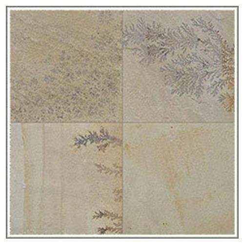 India Yellow Sandstone Tiles