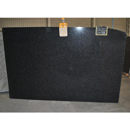 Indian Black Granite Slab
