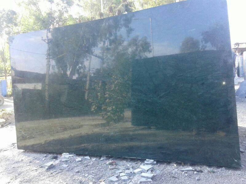 Indian Black Granite Slabs