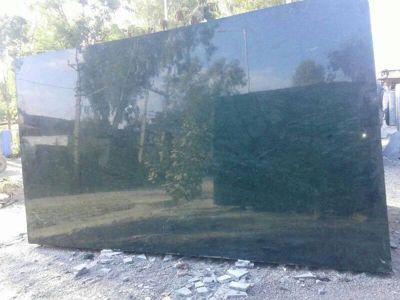 Indian Black Granite Slabs