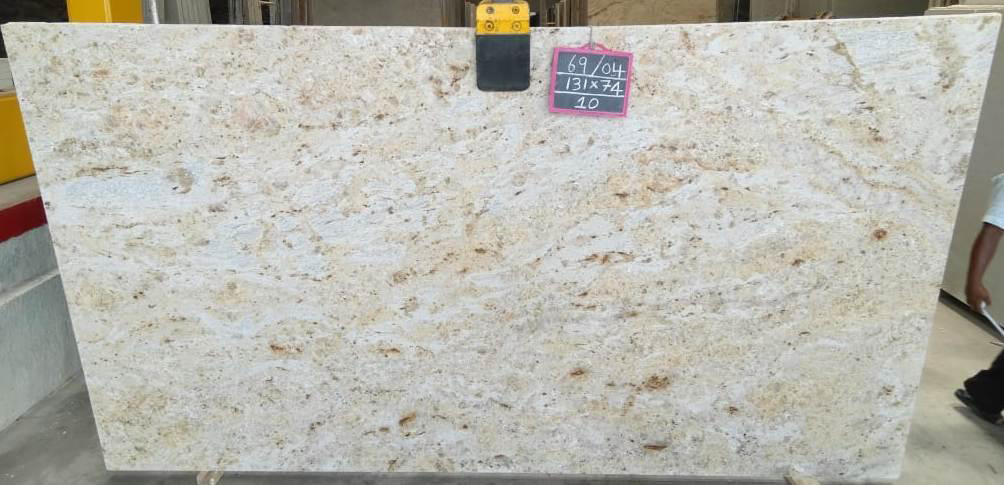 Indian Colonial Gold Granite Slabs