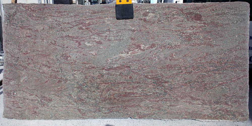 Indian Granite Slab Violet Tropical Granite Stone Slabs
