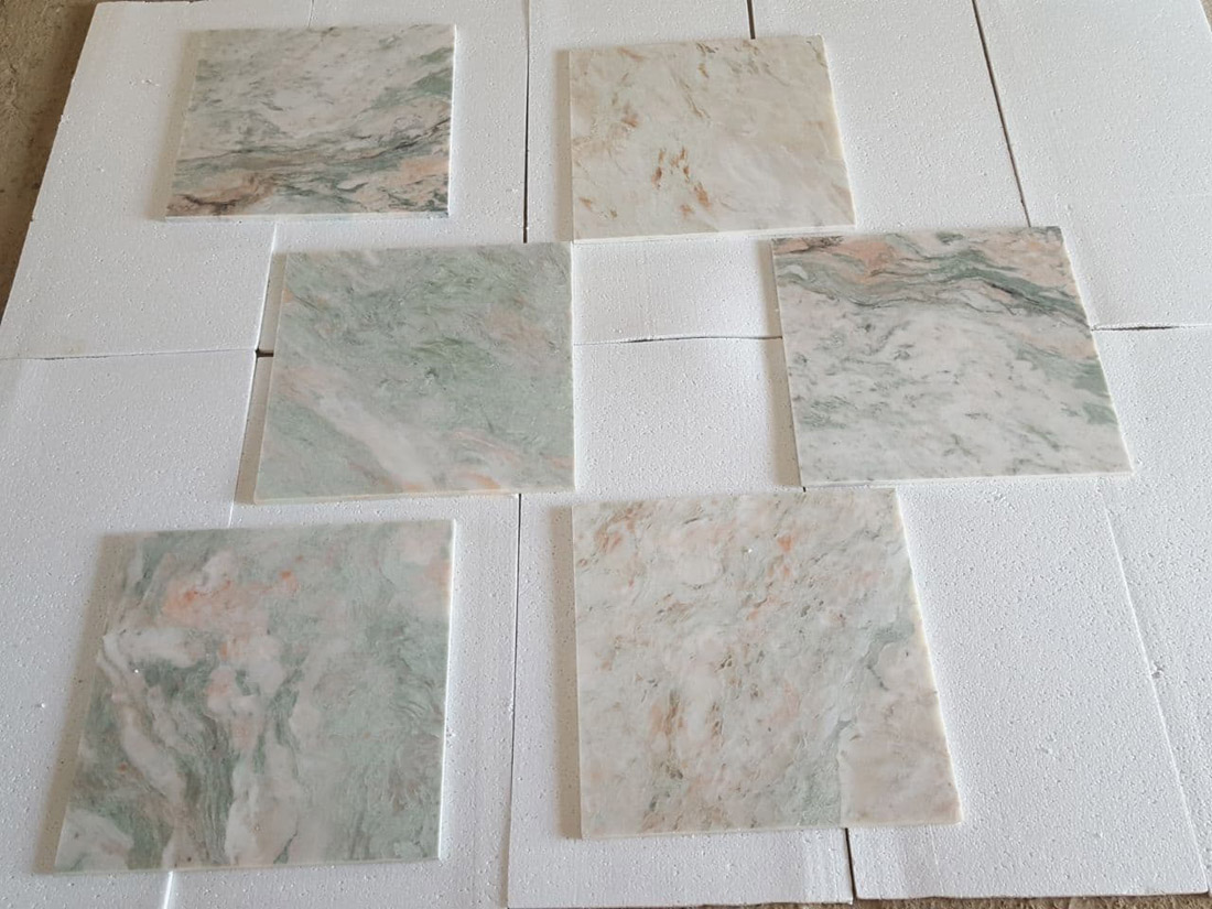 Indian Green Onyx Tiles for Floor and Wall