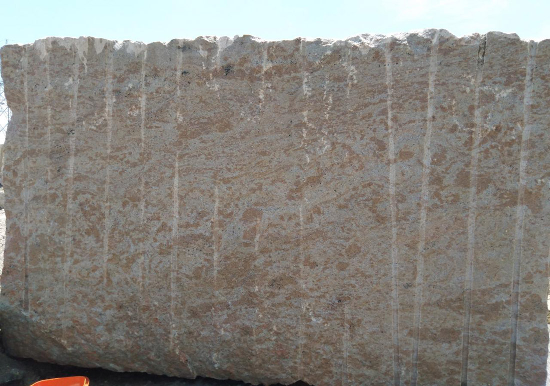 Indian Kashmeer White Block Natural Granite Blocks