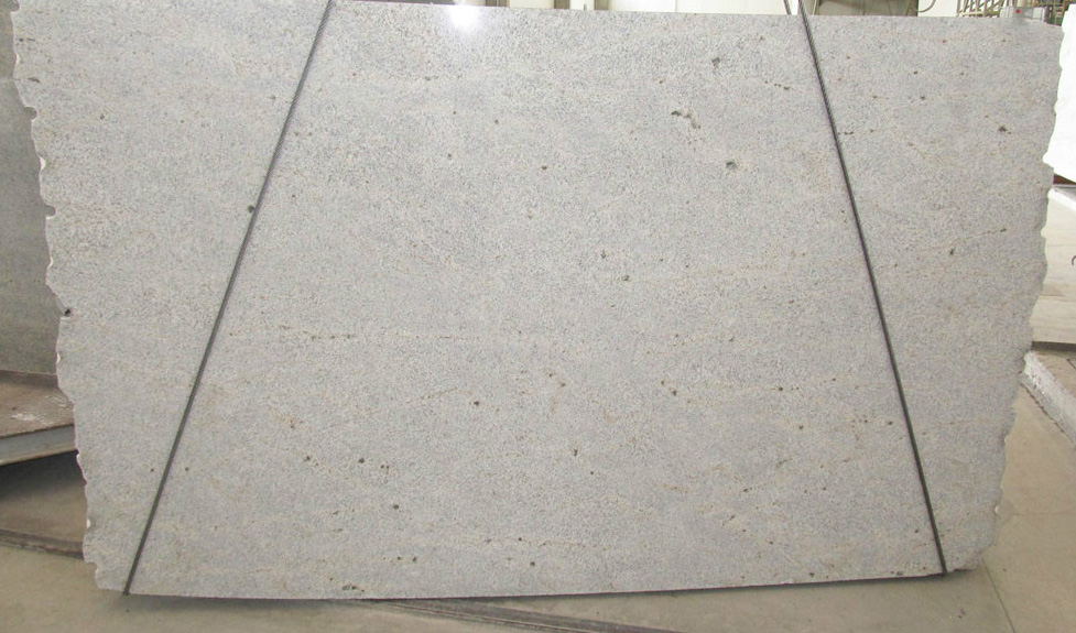 Indian Kashmire White Granite Slabs White Polished Granite Slabs