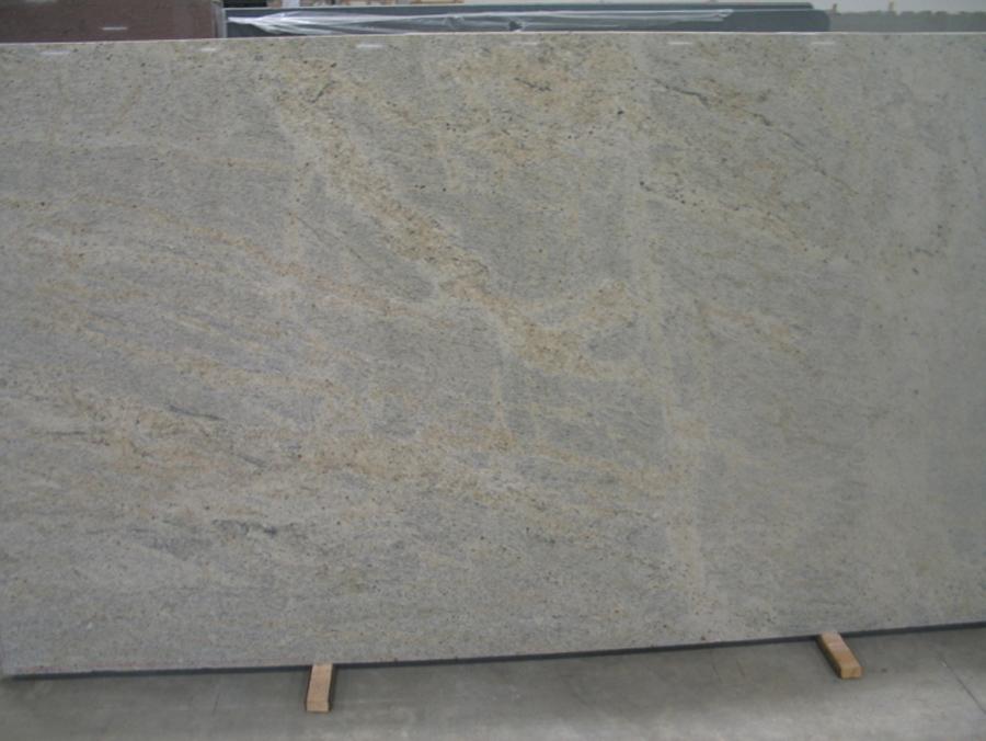Indian Kashmire White Granite Slabs for Kitchen Countertops