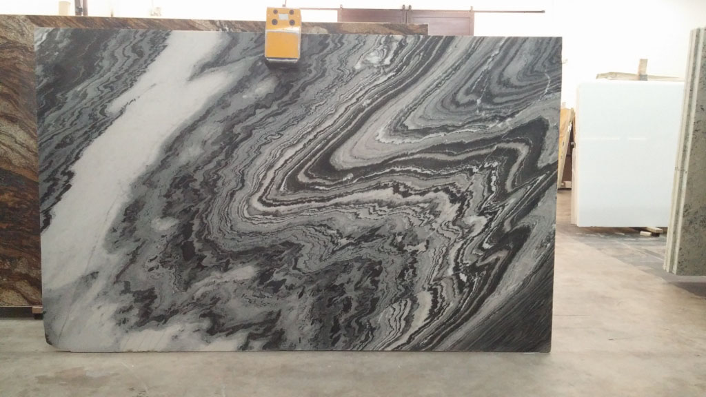 Indian Mercure Black Marble Polished Black Marble Slabs