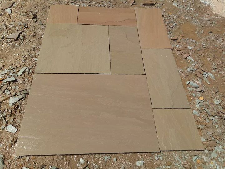 Indian Sandstone Paving Stone