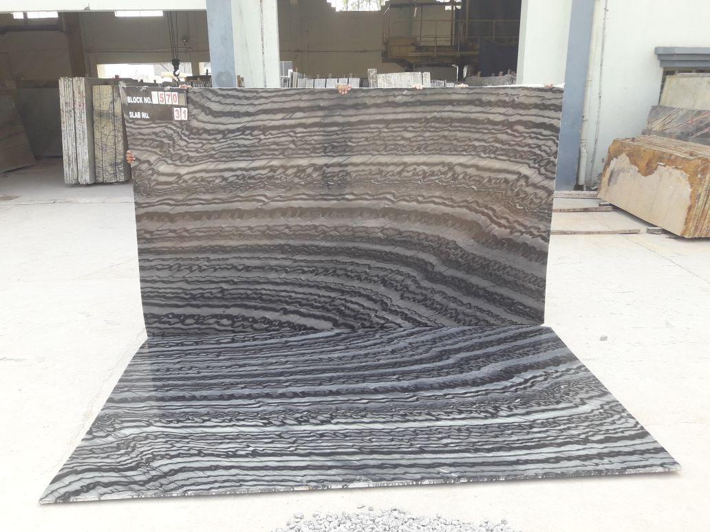 Indian Black Grafito Marble