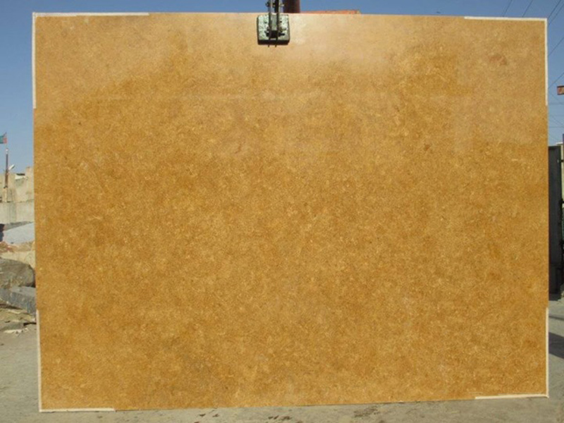 Indus Gold Marble Slabs Polished Yellow Marble Slabs from Pakistan