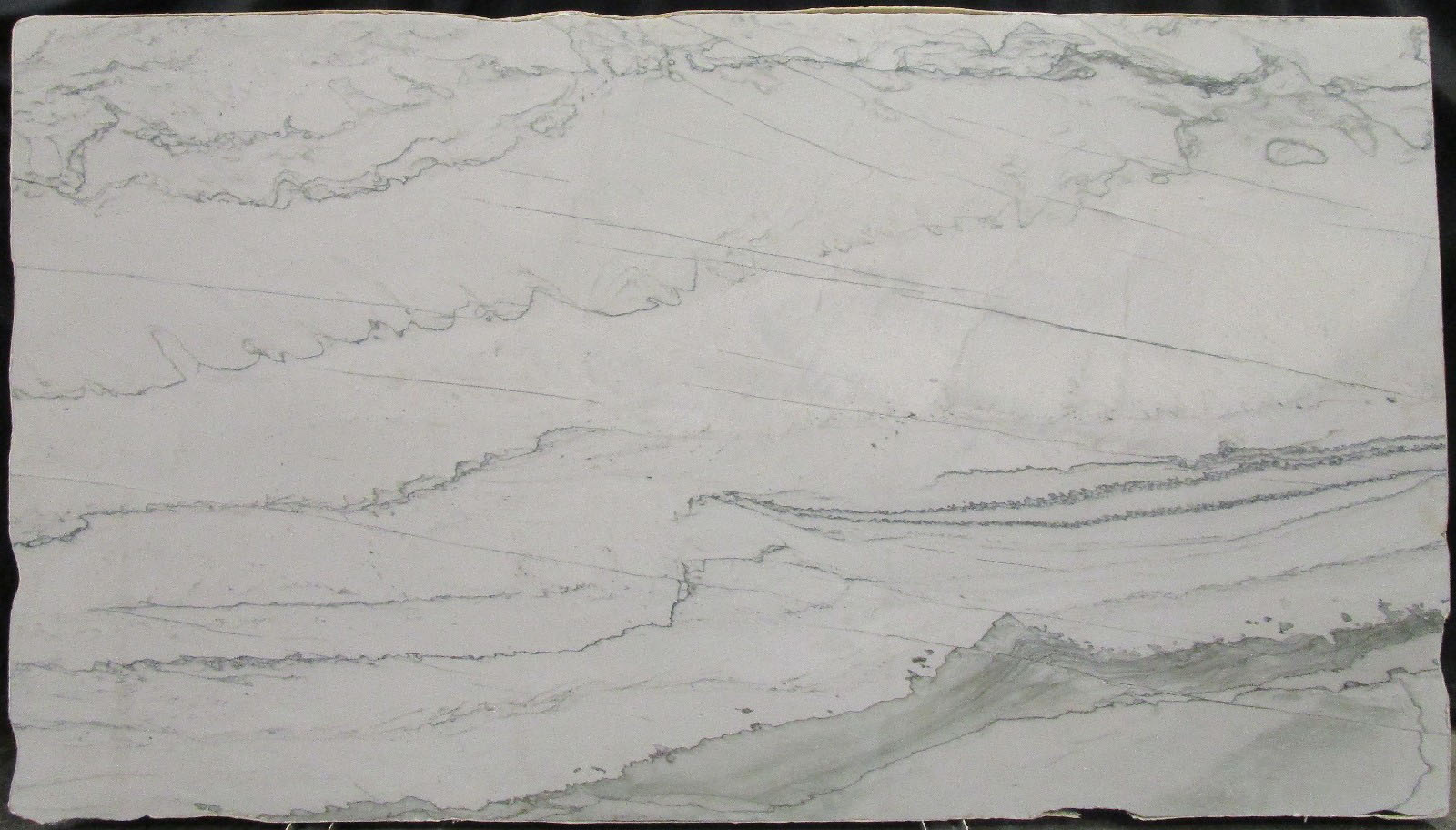 Infinity White Quartzite Slab
