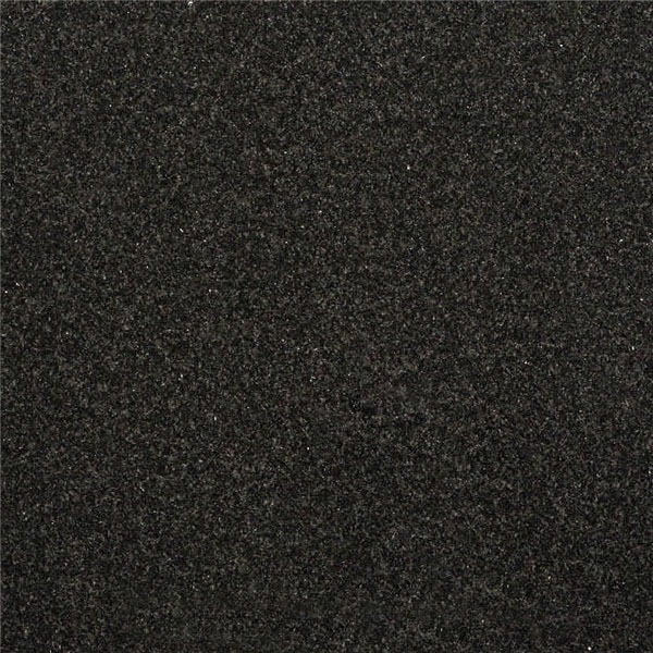Inky Black Granite