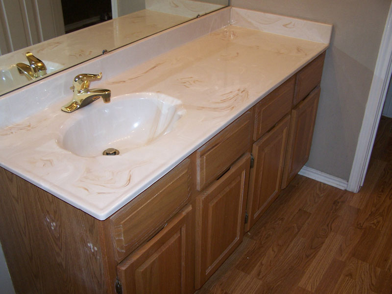 Cultured Marble Vanity Tops Countertop